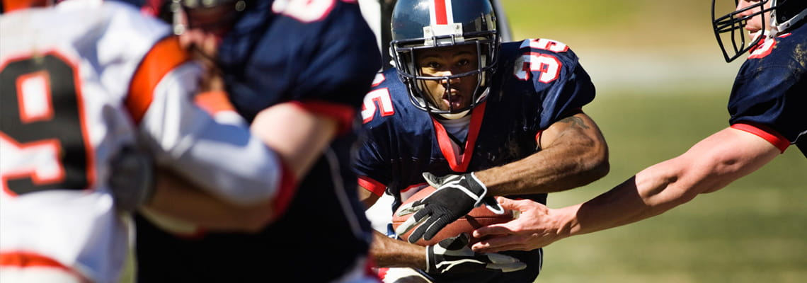 Concussion consultants for professional athletes