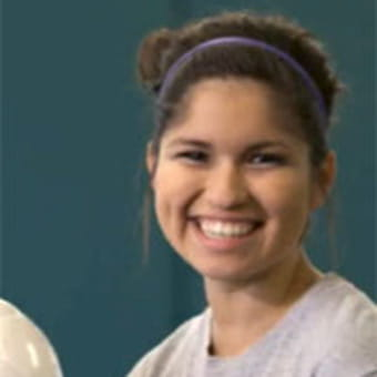 Orthopedics patient story of Briana Mayorga